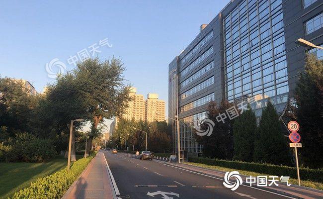 未来三天北京晴朗干燥 公众需注意补水防晒