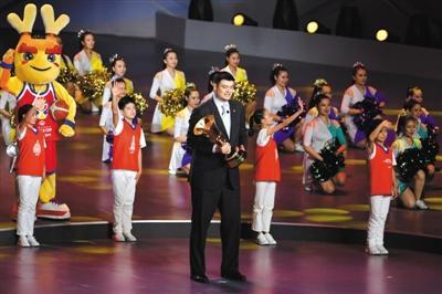 2019年篮球世界杯在京开幕 水立方首次用完所有吊点