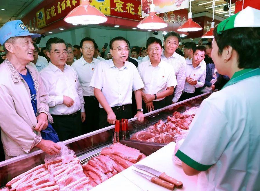 猪肉一天一个价 别慌,中央和地方都出手啦