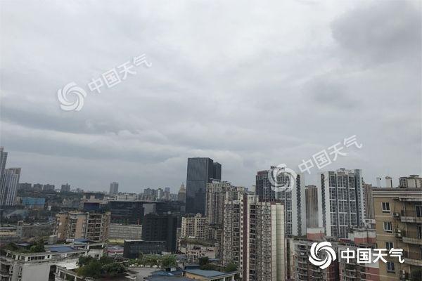 华南江南多分散性强降雨 新台风或带来强风雨