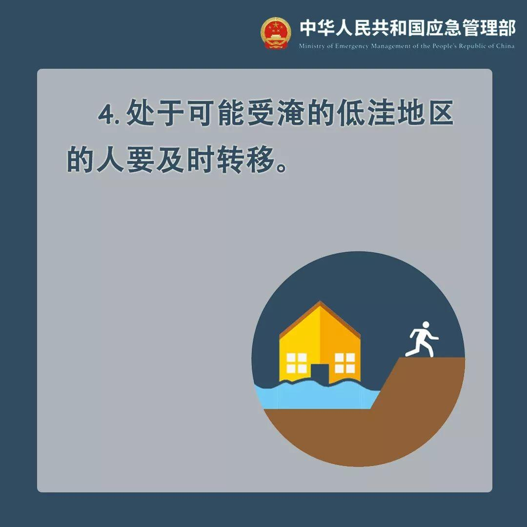 台风蓝色预警 遇台风如何应急避灾?