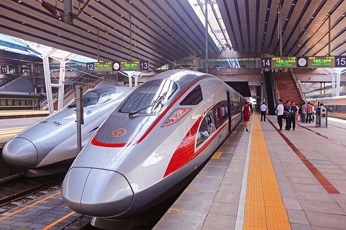 5日起京雄城际铁路北京段进入运行试验阶段