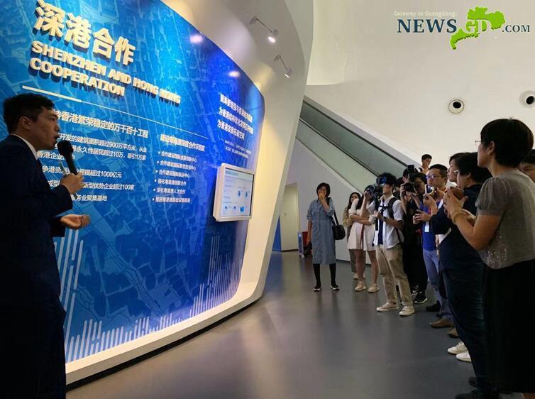 """东南亚网媒走进深圳,惊叹大湾区科技创新""""very impressive"""""""
