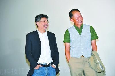 導演說動王志文父子一同拍電影