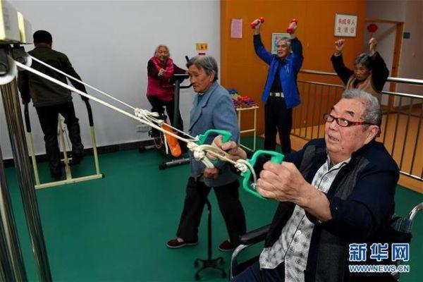 中国绘制体育强国建设路线图 外媒:全民健身让中国人更有活力