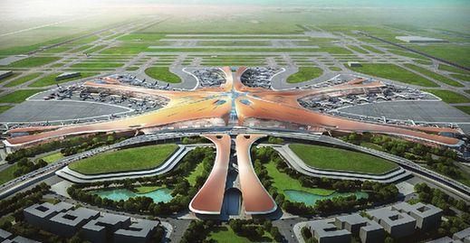 骄傲!科技感+高颜值,这就是我们的一流大机场