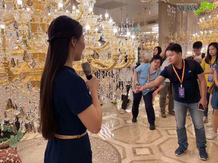 东南亚媒体走进中山:在这里感到特别亲切
