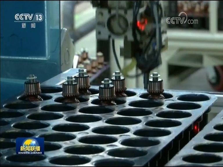 江�K�K州:智能制造引�I�a�I升�