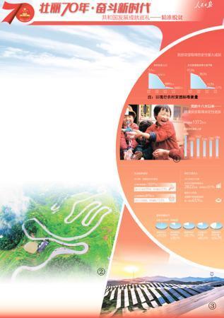 共和国发展成就巡礼:脱贫答卷诠释中国奇迹