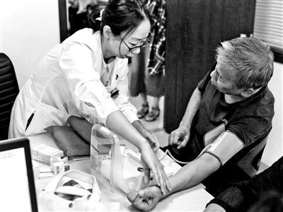 北京开设68个新誓记亚麻织物药学门诊指导患者用药