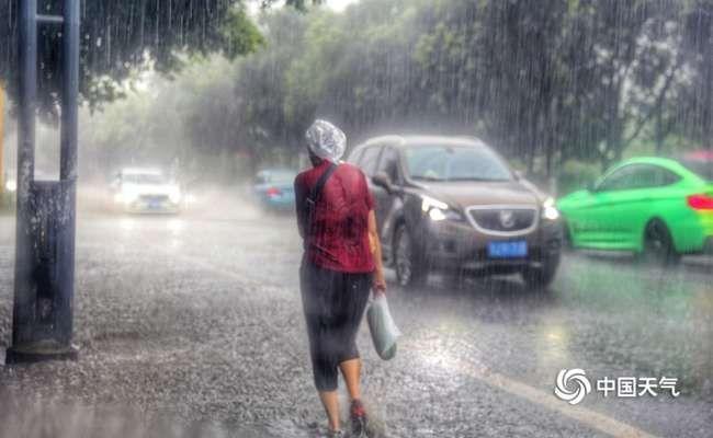 四川盆天雨势再加强 南方春雨收热凉北方低温再晋级