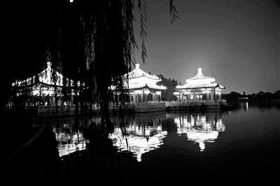 """北京市属公园开展""""月圆京城 情系中华""""主题游园活动"""