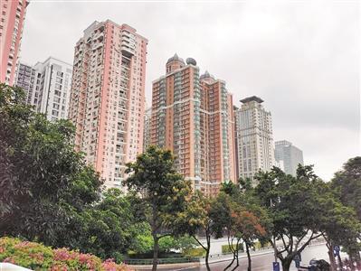 广州最早国际公寓启用已20年 当年高配置 缘何跑输大市?