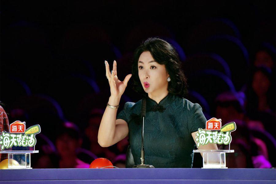 《中国达人秀》金星显专业范 杨幂频出高情商金句