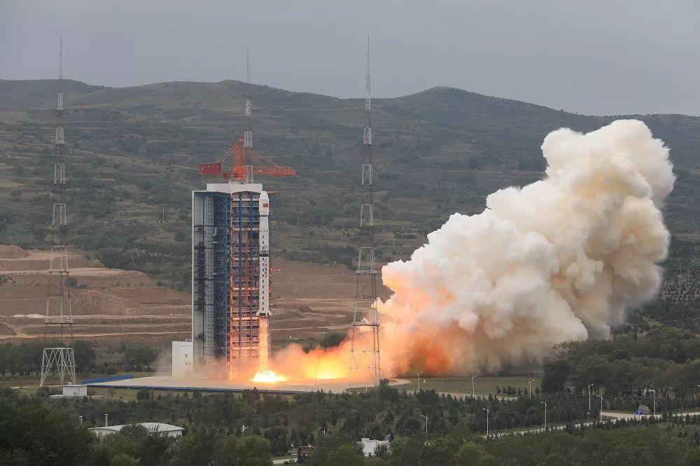 刚刚升空的这颗卫星,可以一眼看遍北京城