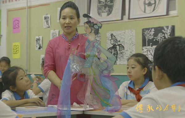 """传承的力量 :传统文化进校园 这个中秋很""""文""""气"""