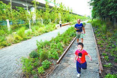 京张铁路遗址公园