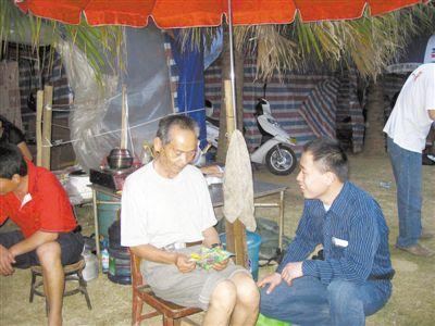 11年从无到有 他组建中国灾后心理救援队