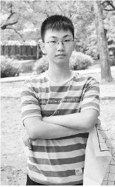 """公园下棋没输过 14岁""""象棋大师""""老棋迷都喊服"""