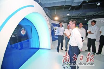深圳:建一流智慧城市 走社会治理新路