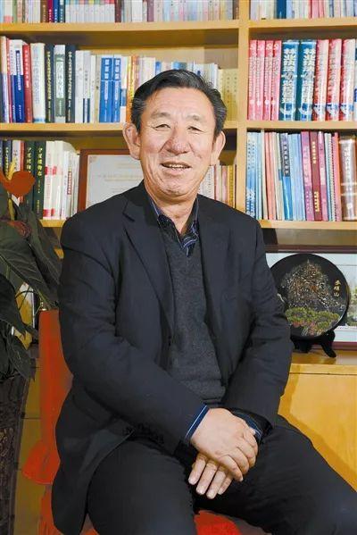 """【绿色发展70年】""""人民楷模""""王有德"""
