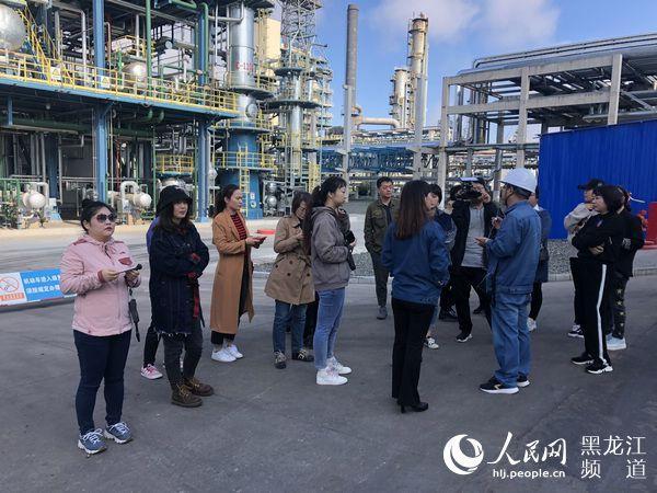 """大庆石化:""""原字号""""开启新征程 大炼油项目阔步行"""