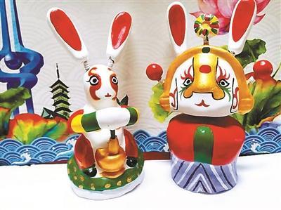 济南泥塑兔子王:希望将手艺传承下去