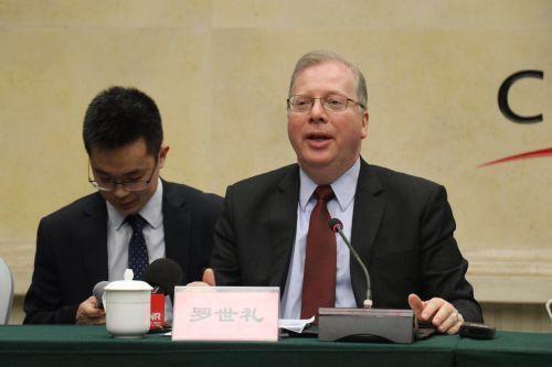 【中国那些事儿】联合国驻华协调员罗世礼:中国对实现《巴黎协定》目标至关重要