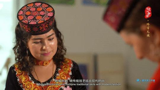 塔吉克族:绚丽的民族服饰 寒冷高原上最靓丽的
