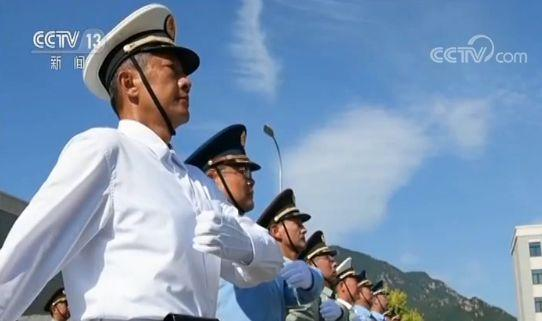 记者探访阅兵训练场丨这个方队有27名将军 为历次阅兵之最
