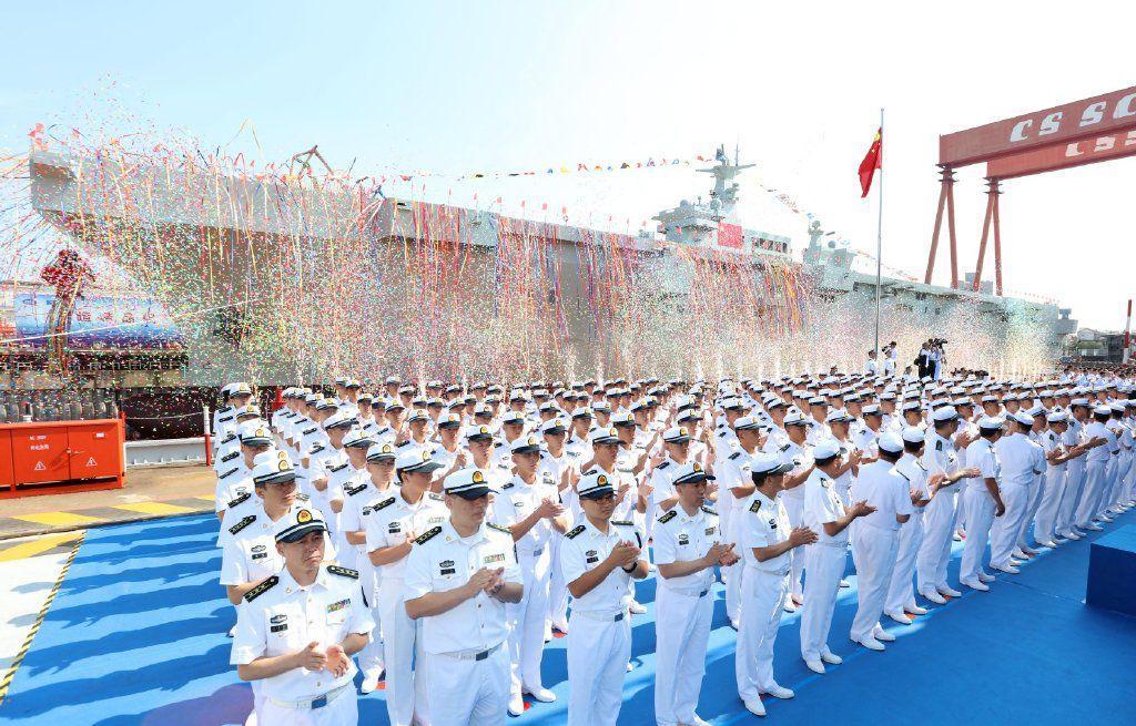 """两栖攻击舰""""航母化""""?从世界强国海军历史经验谈起"""