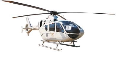 穗港间开通直升机跨境飞行服务 空中飞行50分钟