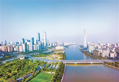 """""""广州蓝""""常见 5年实现PM2.5平均浓度达标"""