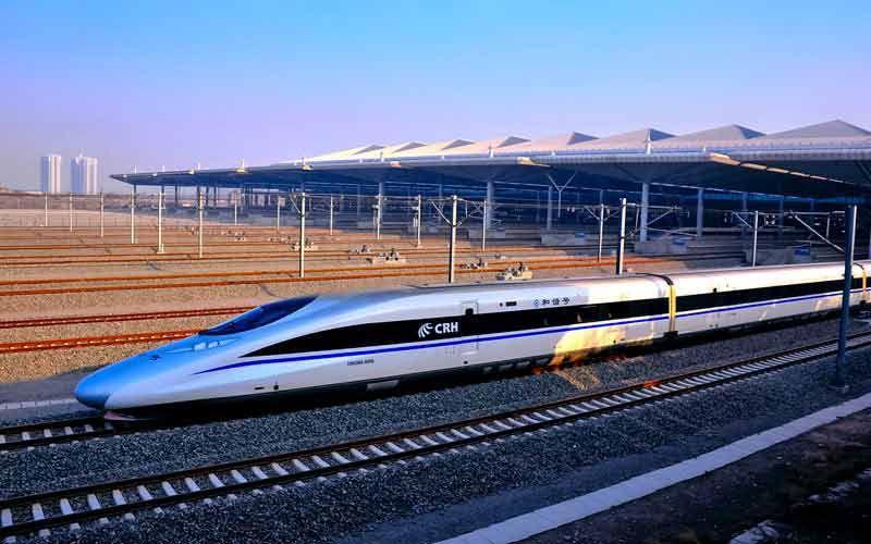 """请给我一列""""中国高铁""""@微信官方"""