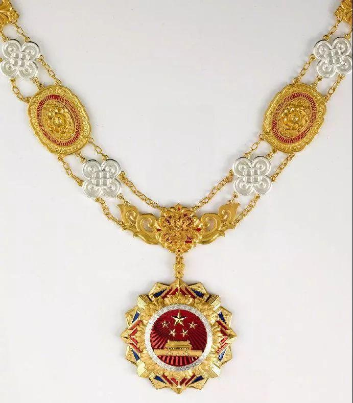 共和国勋章,惊艳!
