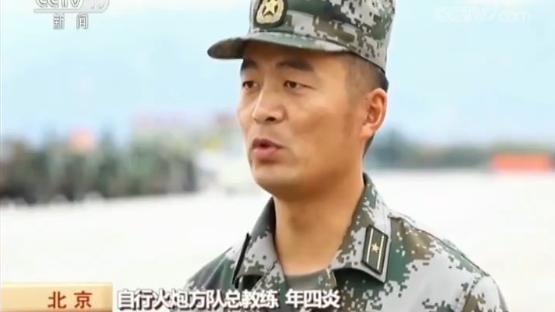 国庆阅兵队伍开始撤离归建