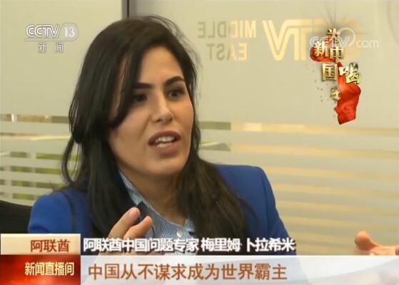 阿联酋专家点赞中国发展理念:为世界带来更多发展机遇