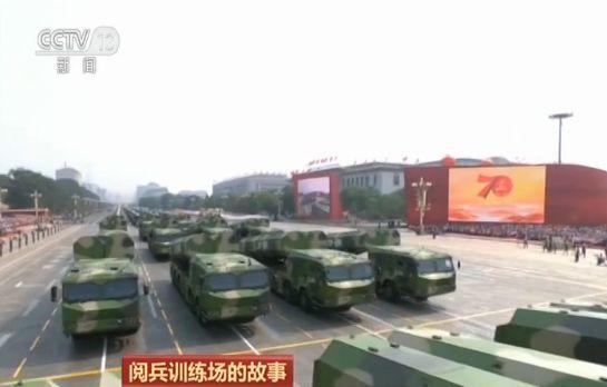 长剑-100巡航导弹方队 巡航新锐展锋芒