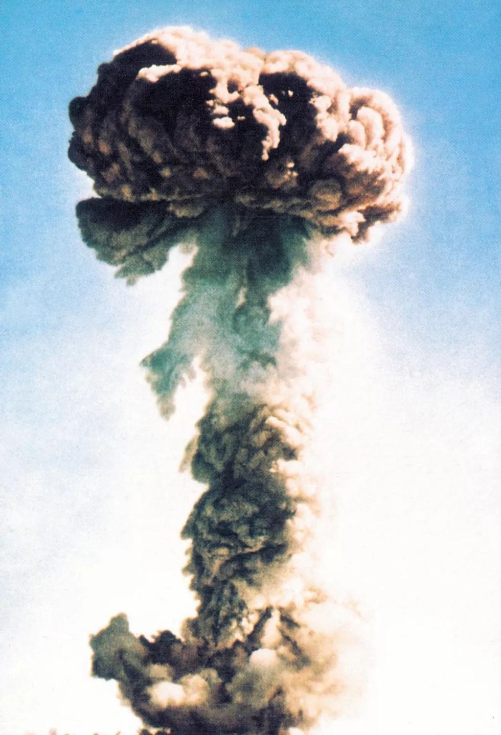 40张罕见照片,揭秘一个核大国的崛起