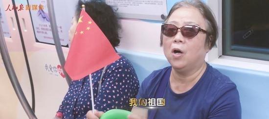 """激动人心!北京地铁2苑国辉sxhkstv号线,真相三毛钱看,""""我爱你中国""""专列等你来"""