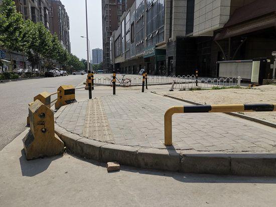 """""""无障碍""""还是有障碍 维护不到位、设计有问题…无障碍设施面临哪些障碍?"""