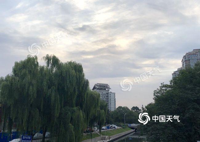 北京日夜温好年夜 周终气温下跌最低气温仅个位数