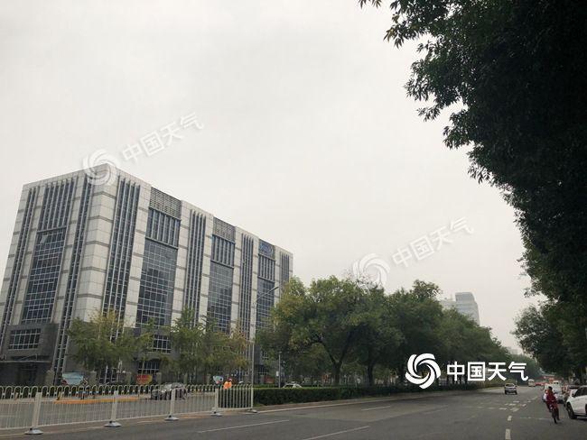 北京日夜温好年夜云量增加 明起气温降落
