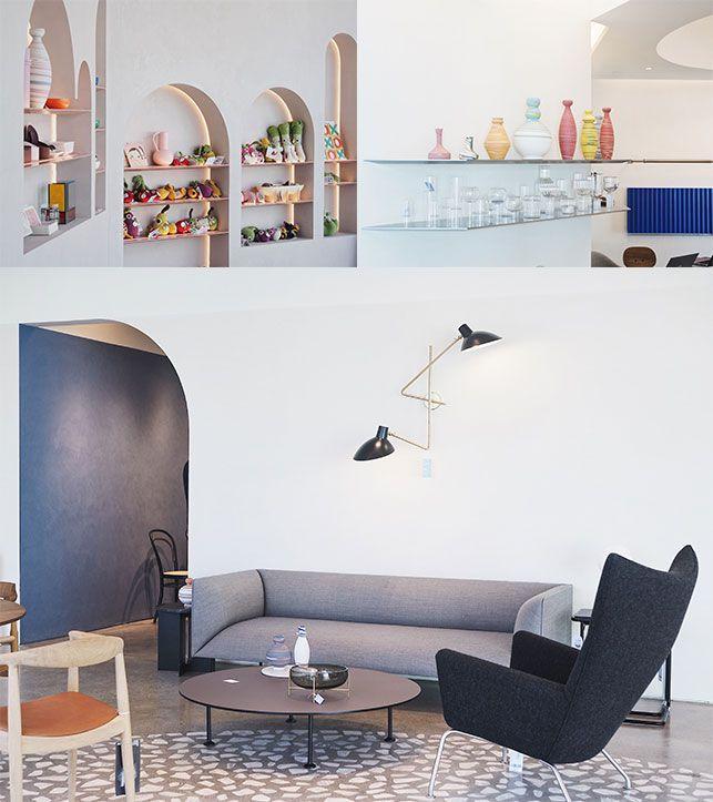 独立设计师打造的品牌家具店 能否成为新的打卡地?