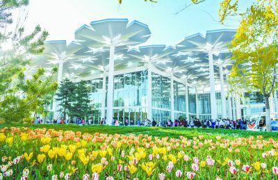 和岳�yl.�la_世园会百余场馆将永久保留 园区将成生态公园服务冬奥
