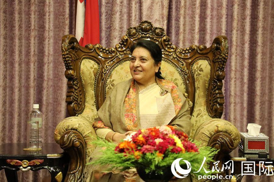 访尼泊尔总统比迪亚•德维•班达里:尼中关系将达到新的历史高度