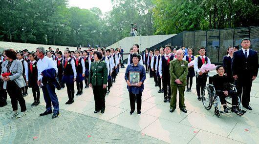 终于等到你!中国首用DNA技术确认无名志愿军遗骸身份