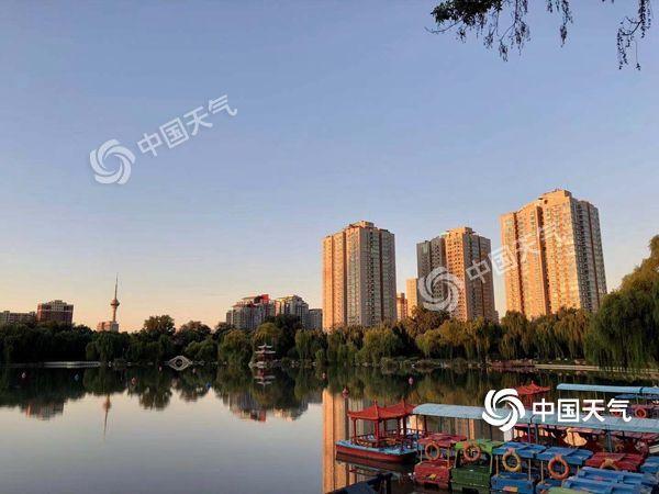 添衣保暖!今日北京最低气温仅4℃户外冷嗖嗖