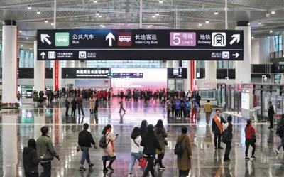 北京天通苑北交通枢纽启用 地铁公交换乘分分钟