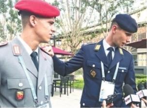 各国代表团谈军运会:军运村已达到国际一流水准